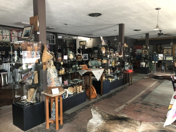 Pottery, Woodwork, Jewelry and More!